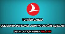 Turkish Cargo personel alımı