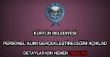 Kürtün belediyesi personel alımı