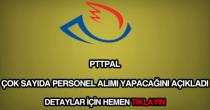 PTTPAL personel alımı