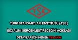 TSE işçi alımı