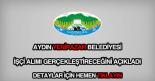 Aydın Yenipazar Belediyesi işçi alımı