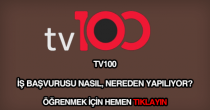 TV100 iş başvurusu