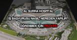 Al Surra Hospital iş başvurusu