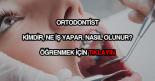 Ortodontist nasıl olunur?