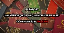 Pasaport kaç günde çıkar?
