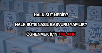 Halk süt nasıl alınır?