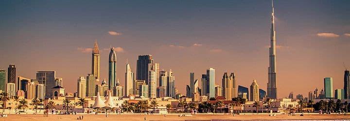 Dubai'de çalışmak istiyorum
