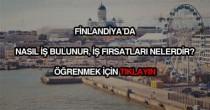 Finlandiya iş ilanları
